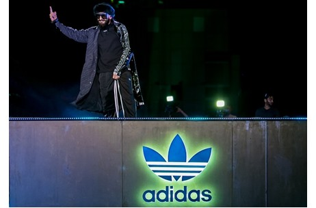 934e77348 Toast Events   Ranveer Singh Rock the Launch of Exclusive Adidas Originals  Store - India News   Updates on EVENTFAQS
