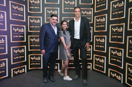 Toast Events Curates Splash Fashion's AW16 Launch with Actress Aditi Rao Hydari