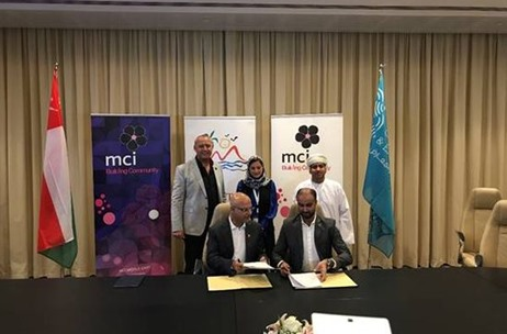 MCI Middle East and Zahara Tours form Strategic Partnership in Oman to Promote Association Events