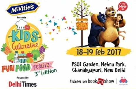 Kids Culinaire Returns with 3rd Edition with McVitie's as Title Sponsor