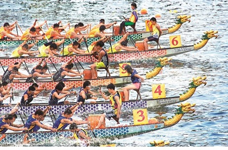 With Boats, Cheers & Beers, Hong Kong Gears Up To Host Dragon Boat Carnival