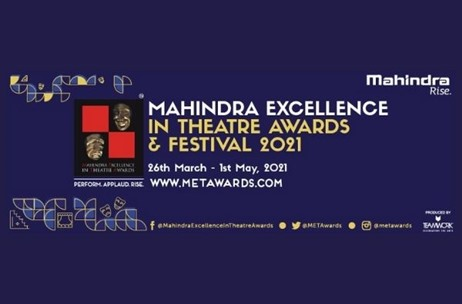 16th Edition of Mahindra Theatre Awards and Festival Goes Virtual