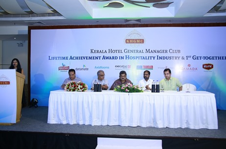 Executive Events Co-hosts Kerala Hotel General Managers' Club (KHGMC)