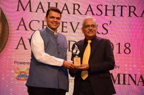 'ET Edge Maharashtra Achievers' Awards 2018' Celebrates Accomplishments of Achievers from the State