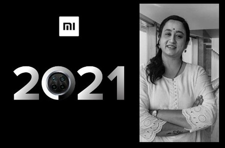 Event Manager Uma Rajeshwari Features in 2021 COVID Heroes Calendar Shot on Mi 10i by Atul Kasbekar