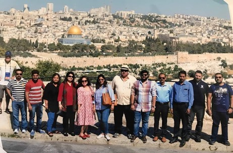 Israel Tourism Conducts FAM for Indian MICE, Travel and Wedding Companies