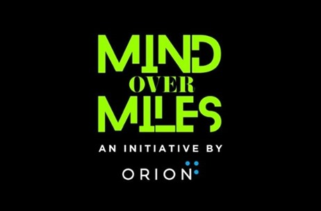 Orion Marketing & Communications Launches a Digital Platform 'Mind over Miles'
