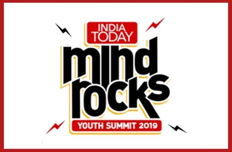 'India Today Mind Rocks' is Back with its 10th Edition of the Youth Summit in Delhi