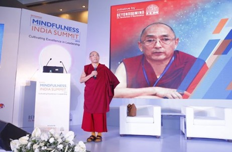 Asia's Biggest Mindfulness Event – Mindfulness India Summit 2018 Put Together by Jagran Solutions