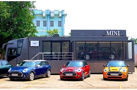 Mini India Introduces Mini On Tour To Take Go Kart Experience