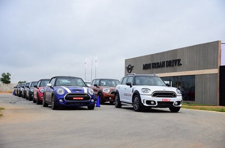 BMW MINI Commences its MINI Urban Drive in India