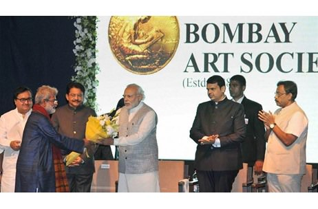 PM Modi Inaugurates The Bombay Art Gallery in Bandra; Event By Kickstart Entertainment