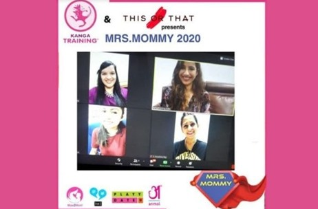 Mrs Mommy 2020, Under the Aegis of Kangafest, Celebrates Motherhood and Achievements of New Mothers