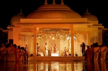Momente Weddings delivers royal extravaganza at Fairmont, Jaipur