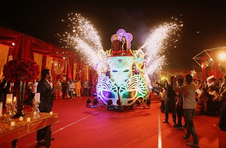 Momentum Experiences and Events Creates a Gorgeous Wedding at Different Venues in Bangalore