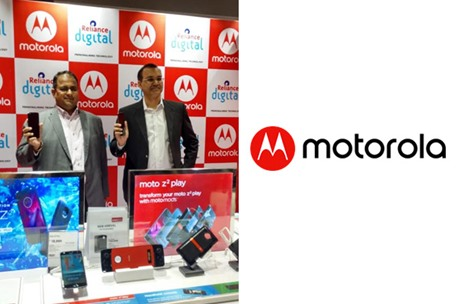 Motorola Announces Moto Hub Experience In Partnership With Reliance India Limited