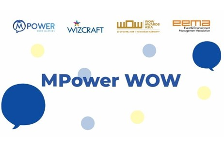 Mpower, Wizcraft, WOW Awards Asia & EEMA extend date to receive bids for the Mpower WOW Auction