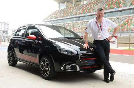 """Our Experiential Marketing Not Only Encompasses Our Products But Also Our Brand""- Kevin Flynn, FIAT"