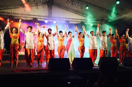 Ferriswheel's Bollywood show at Seychelles India Day 2015