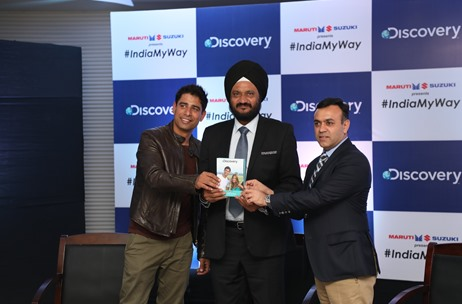 Maruti Suzuki and Discovery Channel Celebrate the End of an