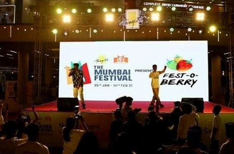 Fest-o-berry With 20K+ Visitors Marks End of 21-Day Mumbai Festival by Things2do and Tourism Dept