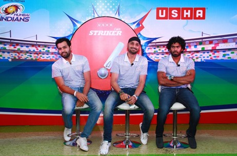 Usha International Launches #MIActive Campaign To Reinforce Its Association With Mumbai Indians