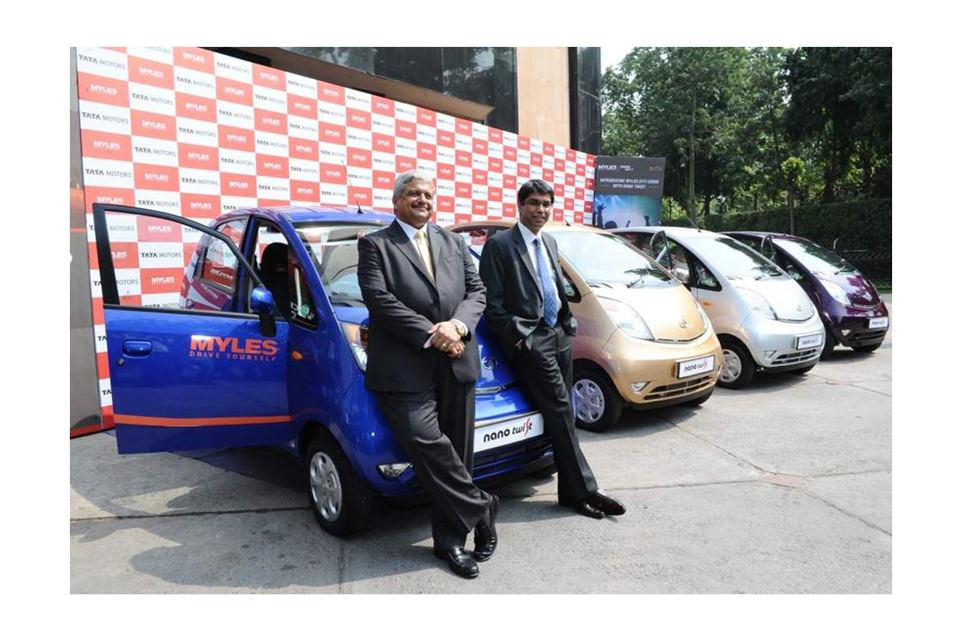 Tata Motors provides self-drive in Delhi in tie-up with Carzonrent