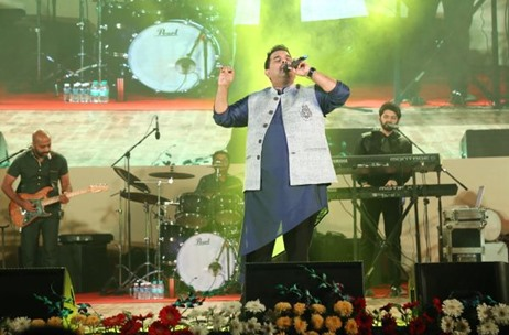 NBCC Annual Day Function At Siri Fort Auditorium Executed By