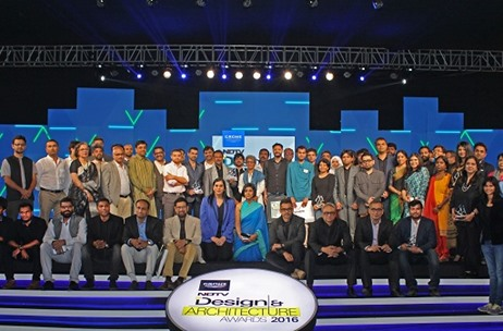 Think Events Produces the 4th Edition of the NDTV Design & Architecture Awards 2016