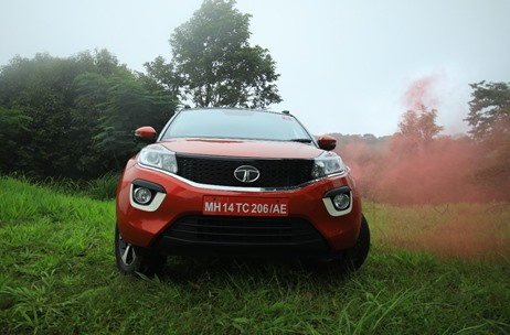 Tata Nexon Media Drive in Kochi Transformed into a Stunning Spectacle by 70 EMG