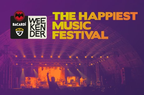 Bacardi NH7 Weekender 2016 Announces Venue & Festival Schedule for Hyderabad and Shillong