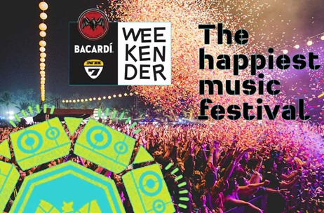 Steve Vai, Textures, Vishal Bhardwaj & Others Set to Headline Bacardi NH7 Weekender 2017