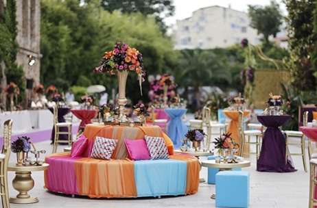 Istanbul's Biggest India - Pakistan Wedding - Planned & Managed by KM Events