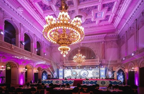 Reliance Nippon Life Insurance's Cabinet Event Conceptualised by Corporate Events