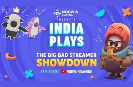 NODWIN Gaming's 'India Plays' Event with Top Gamers, Content Creators and Influencers on Sept 23