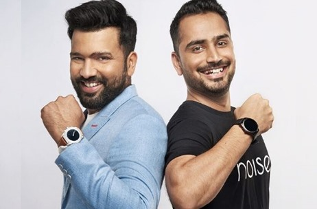 Noise Ropes in Indian Cricketer Rohit Sharma as its Brand Ambassador