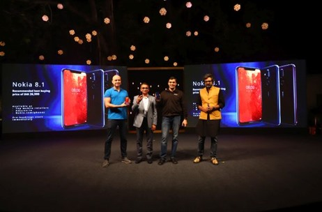 Nokia 8.1 Launch Managed by Brandwidth Events