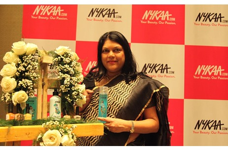 Image result for falguni nayar nykaa
