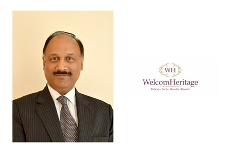 Aggressively Eyeing the Inbound MICE and Business Travel Market: Sunil Gupta, WelcomHeritage