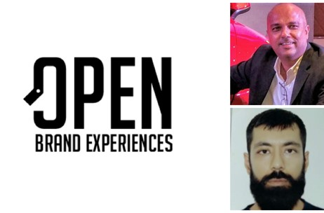 Zarif Tapia Launches New Experiential Agency Open Brand Experiences with Harsha Khorana