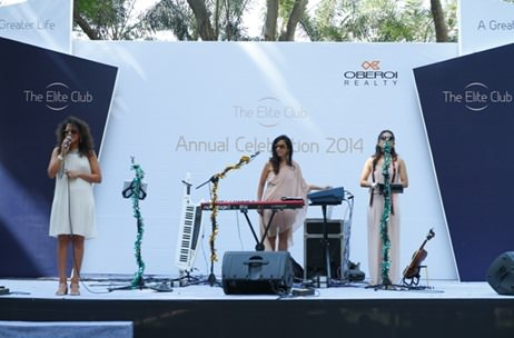 Oberoi Realty treats its premium customers with the 'Elite Club' bash
