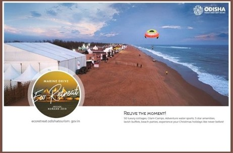 Odisha Tourism Releases RFP to Select Organisers for Eco-Retreat 2020-21; Last Date October 9