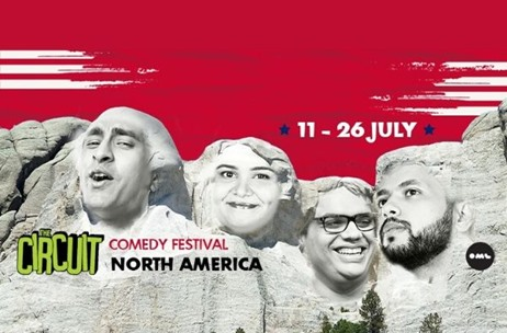 3rd Edition of The Circuit- a Comedy Festival by OML To Virtually Entertain Viewers in North America