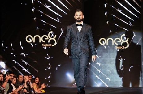 Virat Kohli's Latest Brand One8 Select Launch Executed by EO2 Events and Films