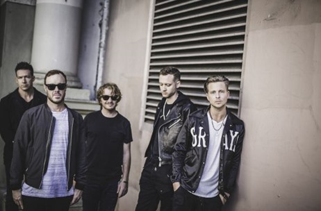 American Pop-Rock Band OneRepublic To Perform In Mumbai On April 21, 2018