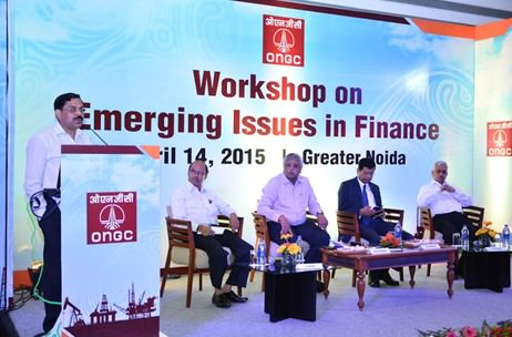 ONGC Workshop on Emerging Issues in Finance by Promodome