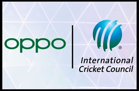 OPPO Extends Partnership With International Cricket Council for 4 Years