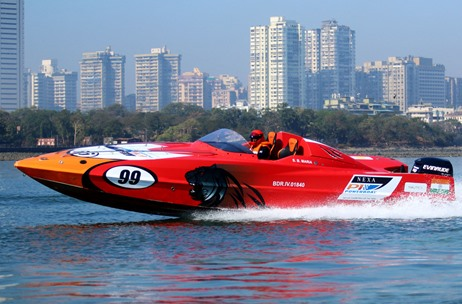 Pivotal Partnerships Behind the Upcoming Nexa P1 Powerboat Set to Take Place on Mumbai Waters