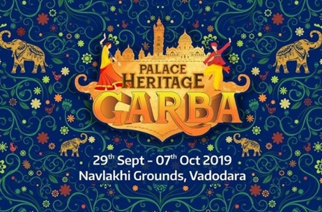 Palace Heritage Garba Festival Managed By THOT Media to be Held at Vadodara During Navratri