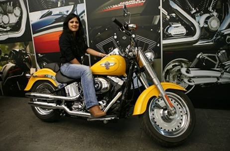 """The Harley Rock Riders really helps us to reach new customers."